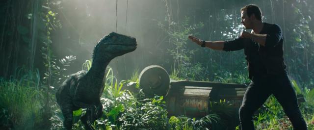 Dinozaury powracają. Zobacz nowe zdjęcie z filmu Jurassic World: Upadłe królestwo