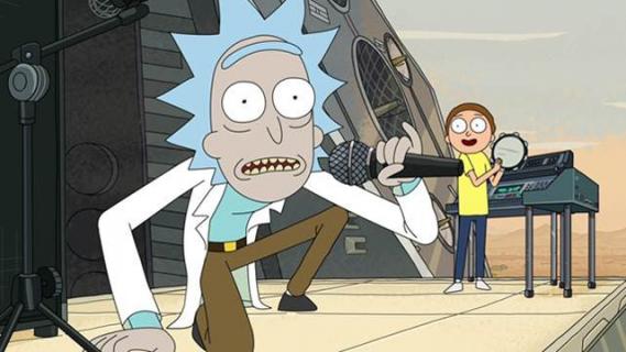 Twórca Ricka i Morty'ego usuwa konto na Twitterze. Powodem kontrowersyjne wideo