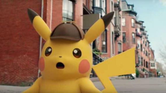Detective Pikachu z Ryanem Reynoldsem ma już datę premiery