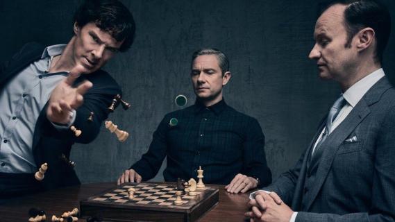 Plotka: Będzie 5. sezon serialu Sherlock? Tak twierdzi właściciel kawiarenki