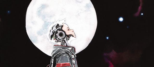 Descender #01: Blaszane gwiazdy – recenzja komiksu