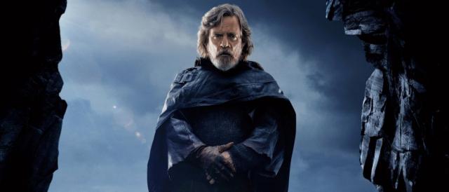 Gwiezdne wojny: ostatni Jedi – Mark Hamill o losie Luke'a Skywalkera