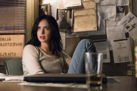 Nowe zdjęcia z 2. sezonu serialu Jessica Jones