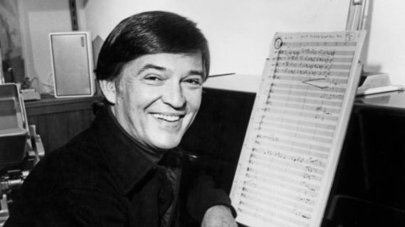 Zmarł kompozytor John Morris, stały współpracownik Mela Brooksa