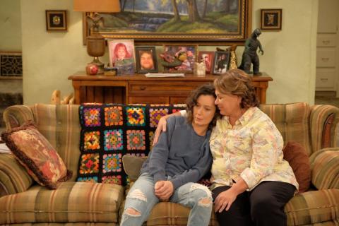 Serial Roseanne bez głównej aktorki? Będą prowadzone rozmowy