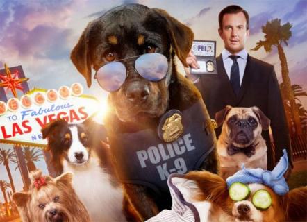 Will Arnett w komedii familijnej Show Dogs. Zobacz zwiastun
