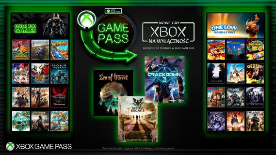 Xbox Game Pass może pojawić się na pecetach