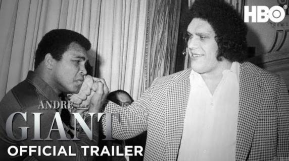 Andre the Giant – zwiastun nowego filmu dokumentalnego od HBO