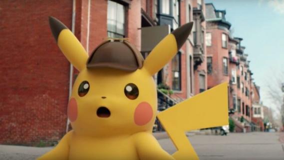 Detective Pikachu – zwiastun aktorskiego filmu już wkrótce