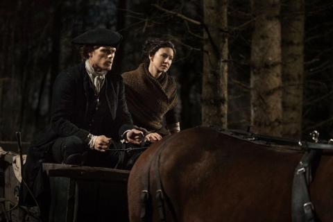 Bohaterowie w Stanach Zjednoczonych. Teaser 4. sezonu Outlandera