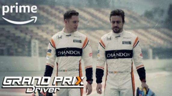 Michael Douglas narratorem serii Grand Prix Driver. Zwiastun i data premiery