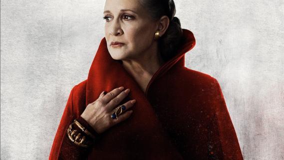 Reżyser Ostatniego Jedi ujawnia, dlaczego nie zmienił roli Carrie Fisher