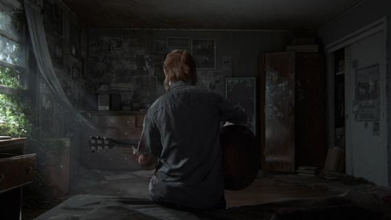 The Last of Us: Part II - ostatnia scena gry nakręcona