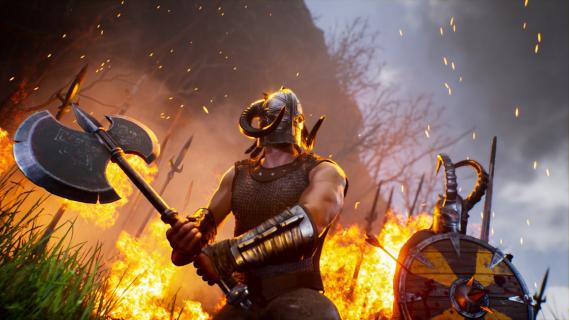 Nowy zwiastun Rune: Ragnarok przedstawia sceny akcji na silniku gry