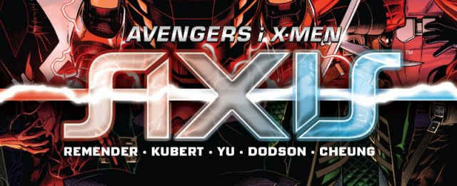 Avengers i X-Men – Axis – recenzja komiksu