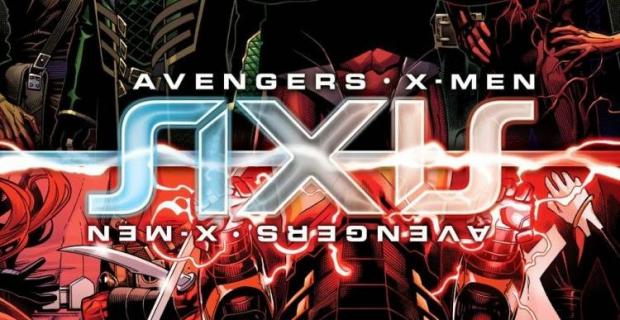 KONKURS AXIS: komiksy z crossovera MARVELA do wygrania!