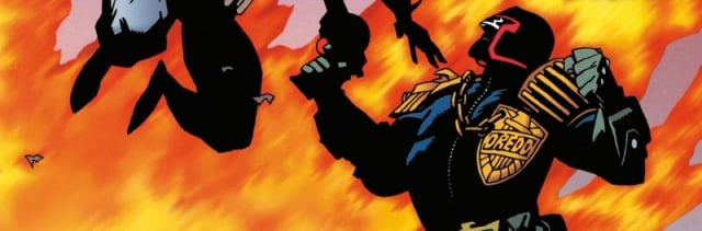 Batman / Sędzia Dredd: Wszystkie spotkania – recenzja komiksu