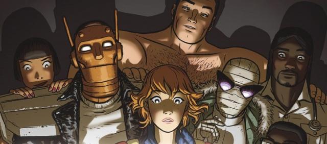 Doom Patrol będzie spin-offem serialu Titans? Geoff Johns potwierdza