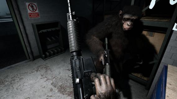 Planeta Małp w rzeczywistości wirtualnej. Zobaczcie zwiastun gry Crisis on the Planet of the Apes VR