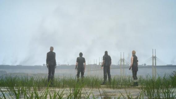 Pecetowe Final Fantasy XV otrzymało wersję demonstracyjną