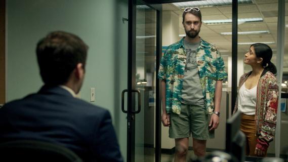 Corporate: sezon 1, odcinek 6 – recenzja