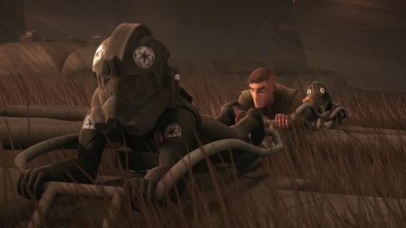 Star Wars: Rebelianci: sezon 4, odcinek 10 i 11 – recenzja