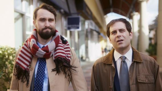 Corporate: sezon 1, odcinek 9 i 10 (finał sezonu) – recenzja