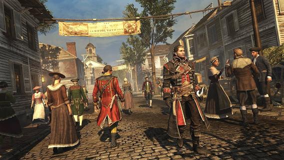 Assassin's Creed Rogue: Remastered z całkiem przyjemnym odbiorem