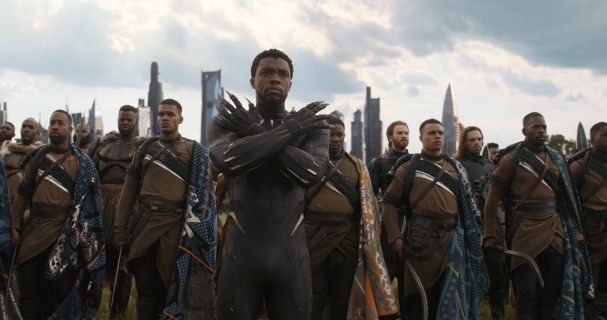 Wakandczycy z brytyjskim akcentem? Boseman o pierwszym pomyśle Marvela