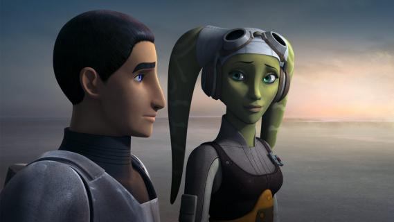 Star Wars: Rebelianci: sezon 4, odcinek 12 i 13 – recenzja