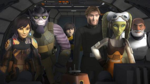 Star Wars: Rebelianci: sezon 4, odcinek 14 i 15 (finał serialu) – recenzja