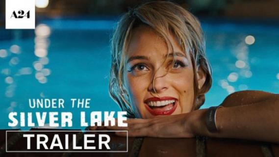 Andrew Garfield i Riley Keough w filmie Under the Silver Lake. Zobacz zwiastun