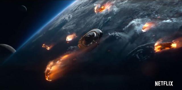 [TYLKO U NAS] Kulisy serialu sf Zagubieni w kosmosie. Netflix wydał 90 mln dolarów