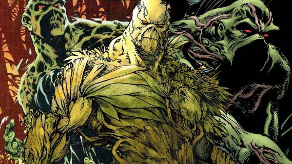 Swamp Thing - produkcja wstrzymana przed czasem. Będzie mniej odcinków?