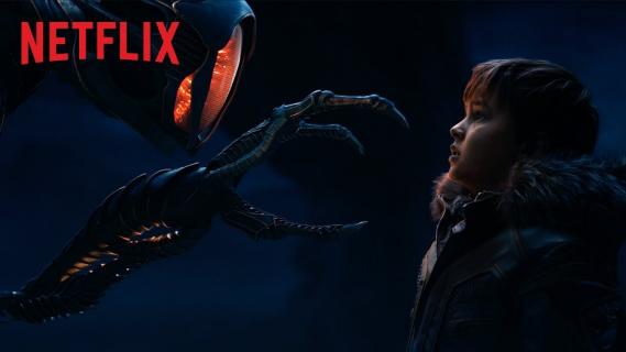 Science fiction od Netflixa! Pełny zwiastun serialu Zagubieni w kosmosie