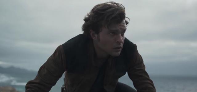 Han Solo: Gwiezdne wojny – historie – zwiastun książki ukazuje nieużytą scenę z filmu
