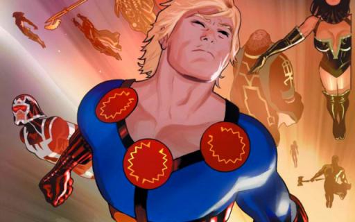 The Eternals – kiedy początek zdjęć do filmu Marvela? Nowe informacje