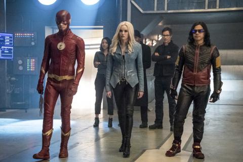 Flash: sezon 4, odcinki 18-19 – recenzja