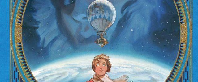 Gwiezdny zamek #01: 1869: Podbój kosmosu – recenzja komiksu