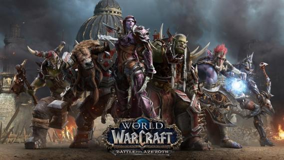 Wielki sukces firmy Blizzard: Battle for Azeroth to najszybciej sprzedający się dodatek do World of Warcraft