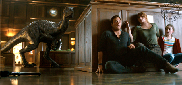 Jurassic World: Upadłe królestwo – zobacz teaser z nowymi scenami
