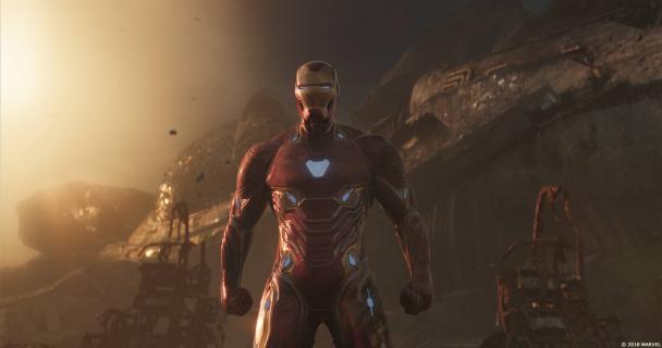 Avengers: Wojna bez granic – Iron Man mógł mieć inną zbroję. Oto grafiki