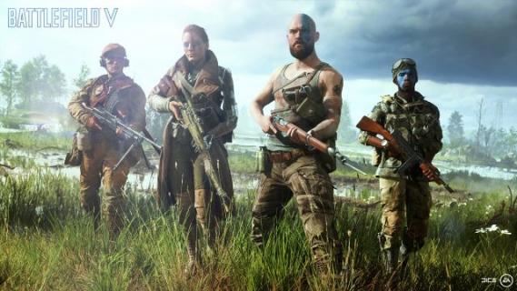 Problemy trapią Battlefield V. Premiera gry opóźniona