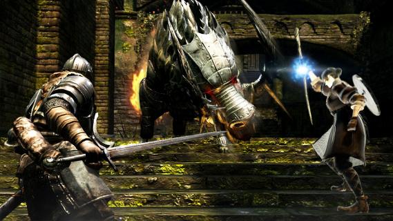 Dark Souls Remastered z sieciowymi testami na konsolach