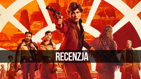 Han Solo: Gwiezdne wojny – historie – wideorecenzja