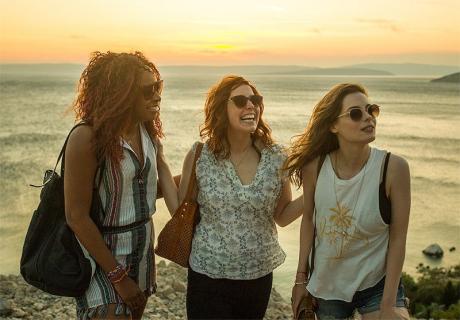 Przyjaciółki na imprezie. Zwiastun komedii Ibiza