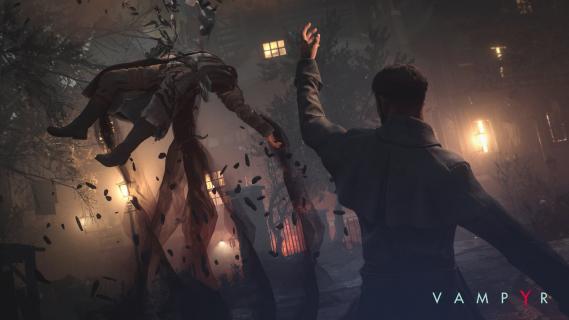 Klimatyczna gra Vampyr doczeka się serialowej adaptacji