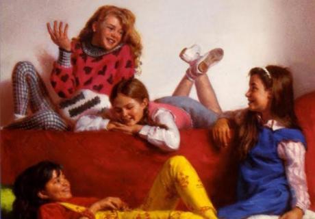 Klub Baby-Sitters jako serial. Trwają prace nad adaptacją