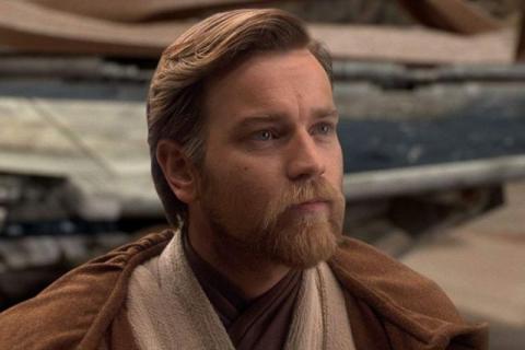 Żart fana Gwiezdnych Wojen. Dał rodzicom portret Obi-Wana mówiąc, że to Jezus Chrystus
