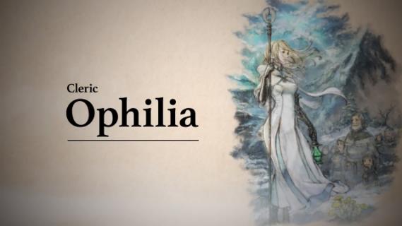 Nowi bohaterowie i talenty w zwiastunie Octopath Traveler